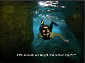 EMR Annual Poor Knights Competition Trip